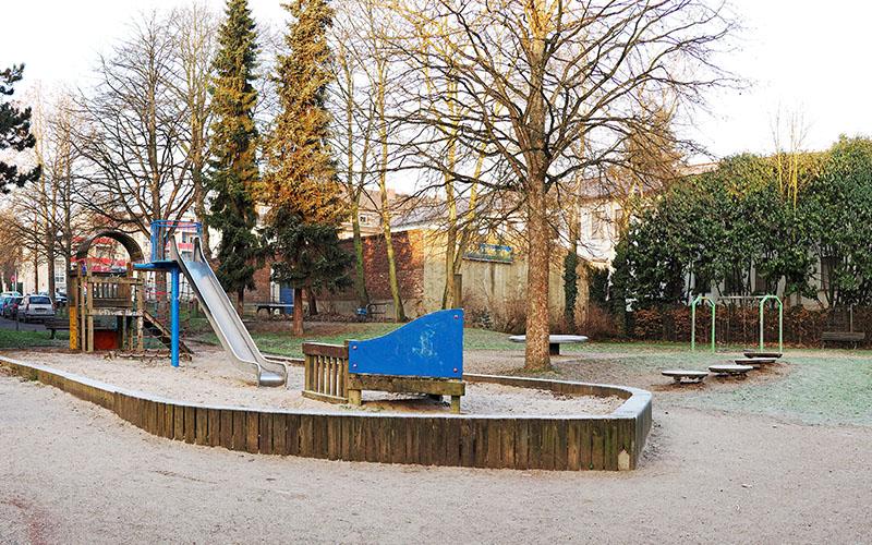 14_Spielplatz Logenstraße